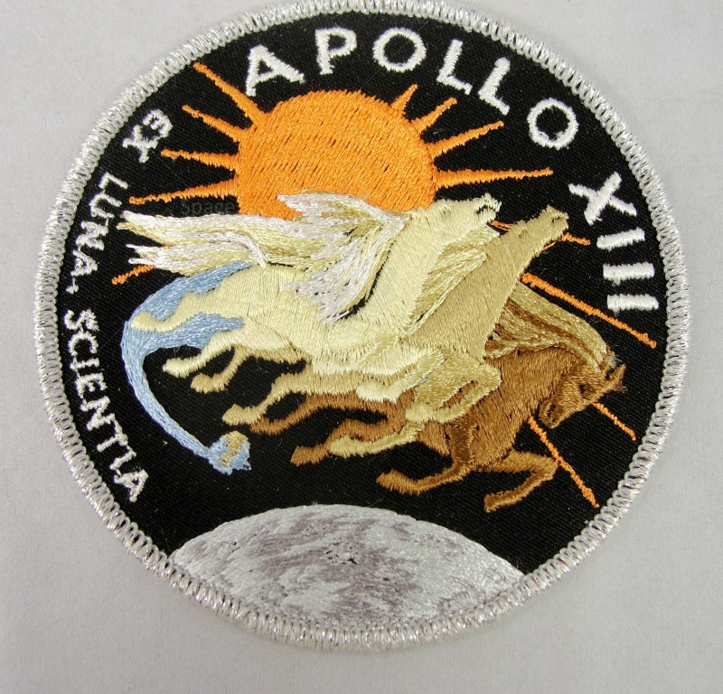 Apollo 13 Patch Apollo 13 4 Quot a b Emblem
