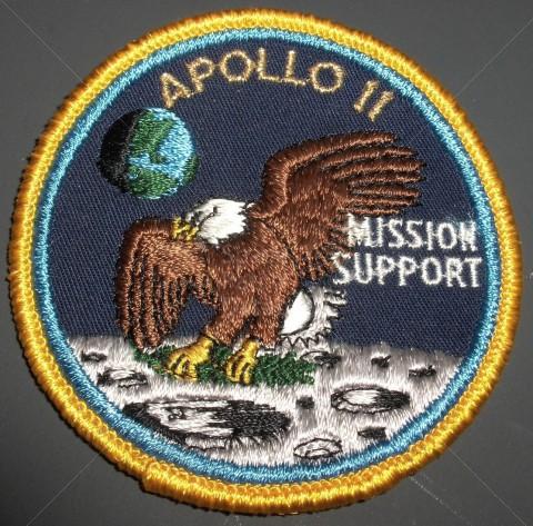 mission patch apollo 11 - photo #16