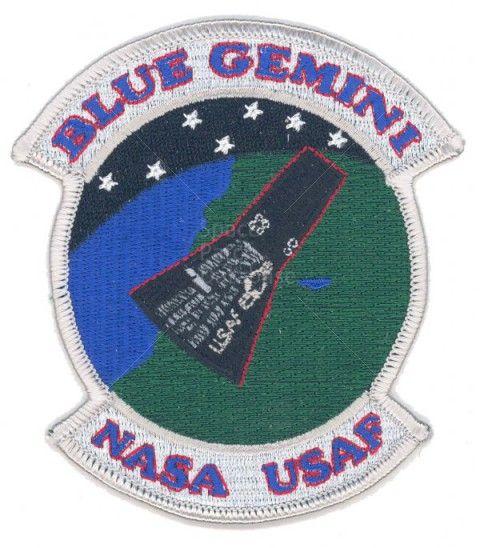 gemini space mission badges - photo #43