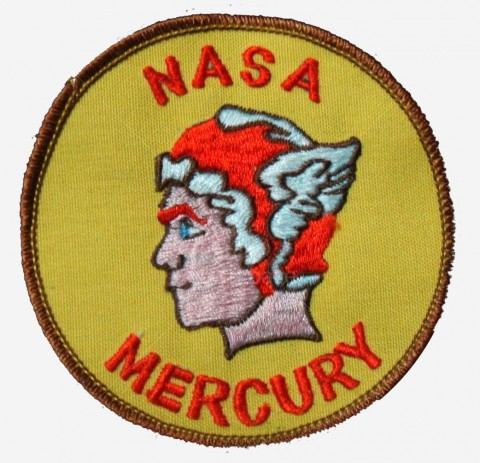 "Project Mercury - 3"" - Unknown maker 