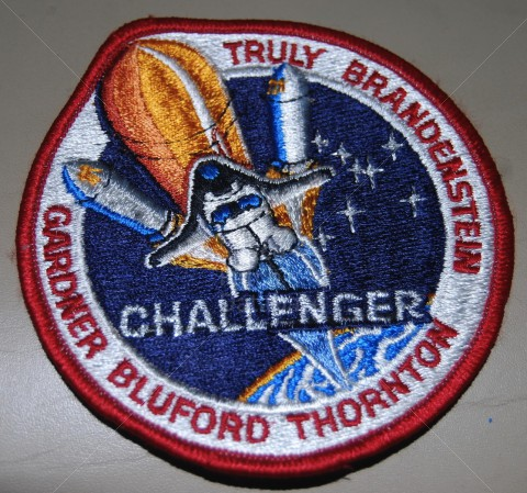 bluford | Space Patch Database